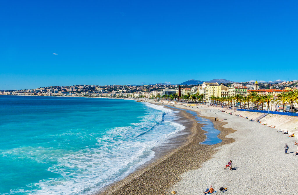 Forlænget weekend i Nice