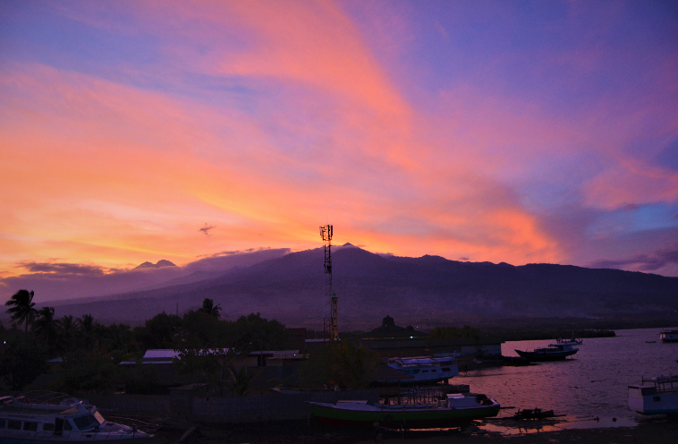 ø-hop i Indonesien