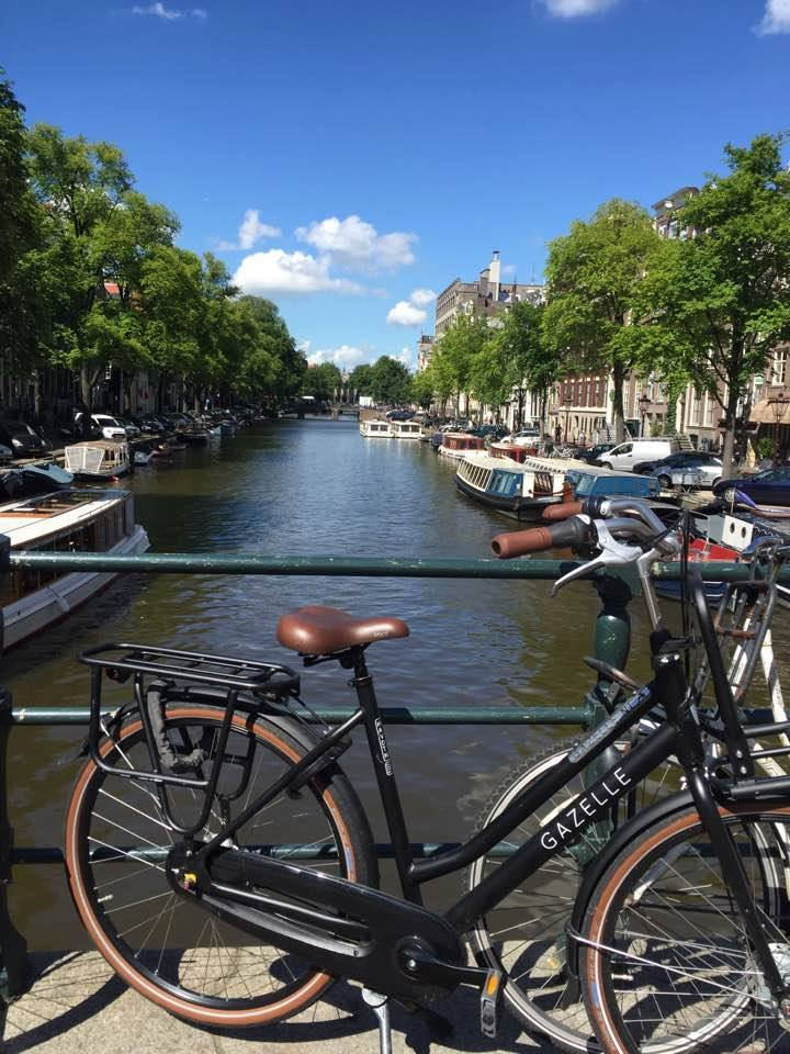 Out & About: Amsterdam