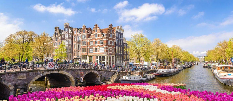 Weekend i Amsterdam: 2 nætter på 4* hotel inkl. fly for kun 1271 kr.