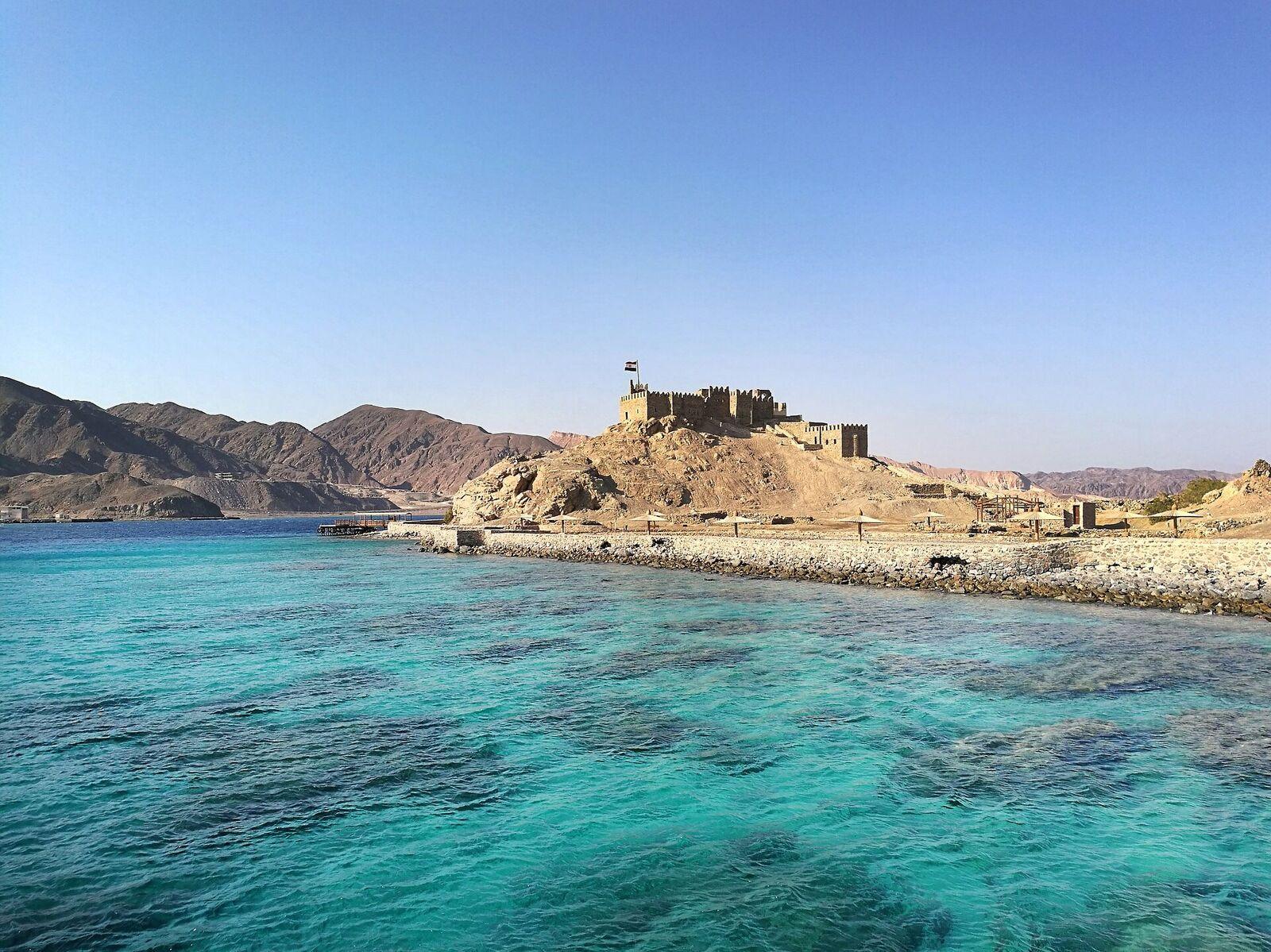 Badeferie i Egypten