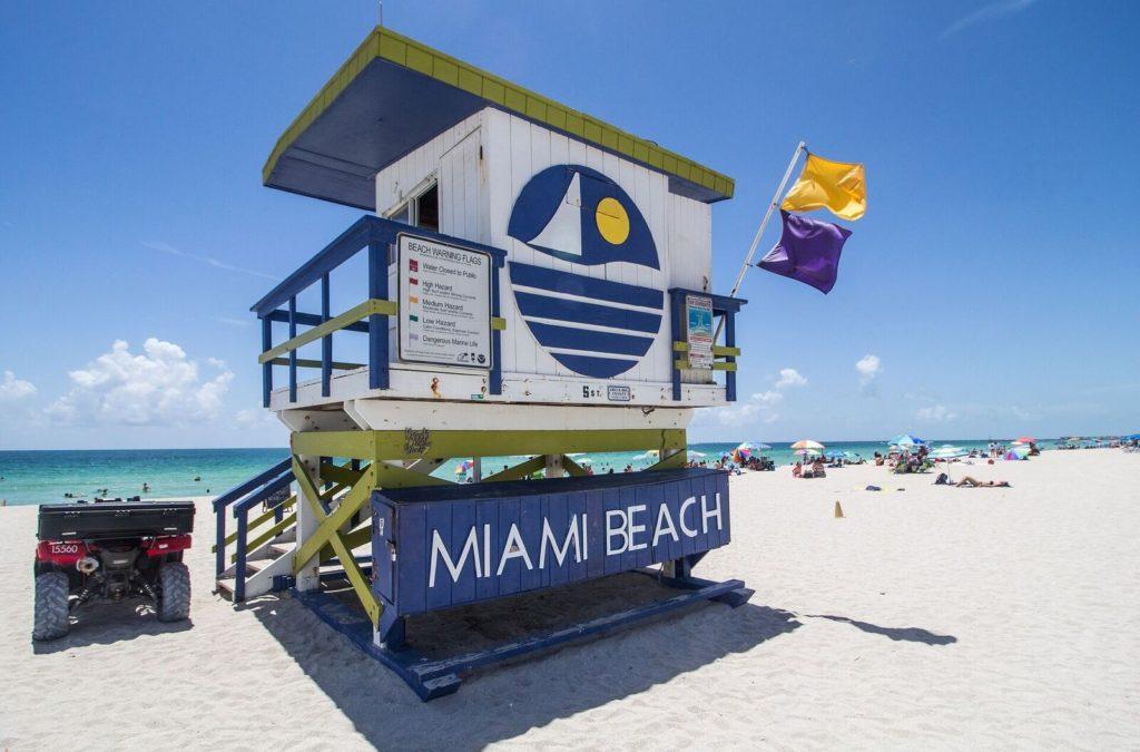 Billige flybilletter til Florida