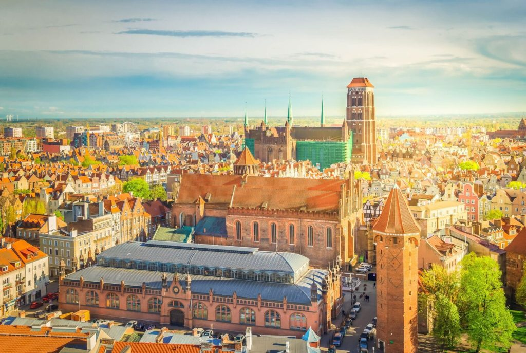 Spaophold i Gdansk