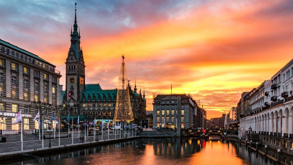 Nytår i Hamborg