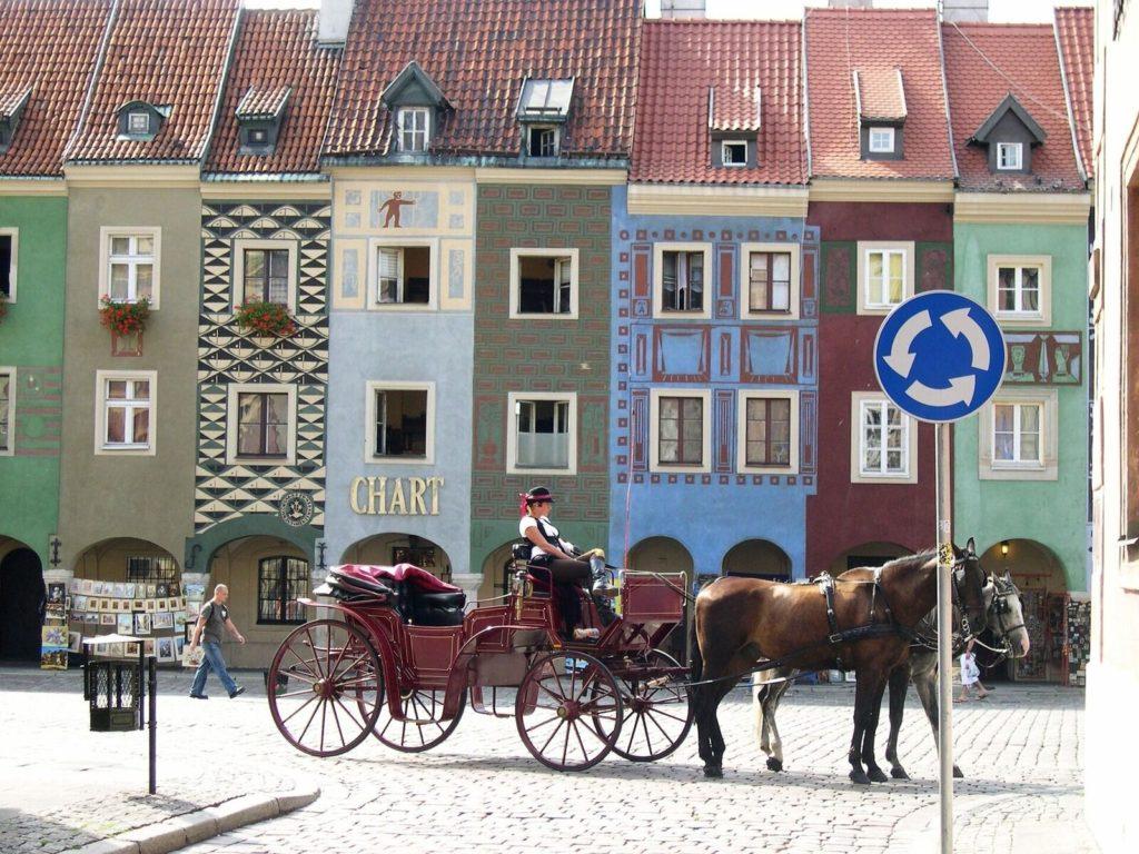 Weekend i Poznan