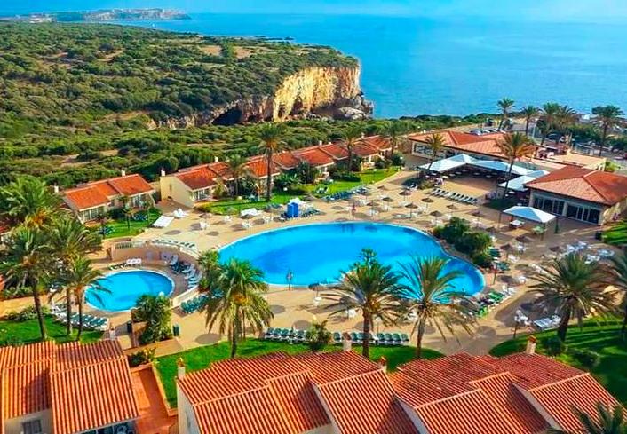 Sommerferie på Menorca
