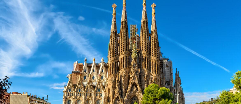 Weekend i Barcelona: 3 nætter på 3* hotel inkl. fly for kun 1242 kr.