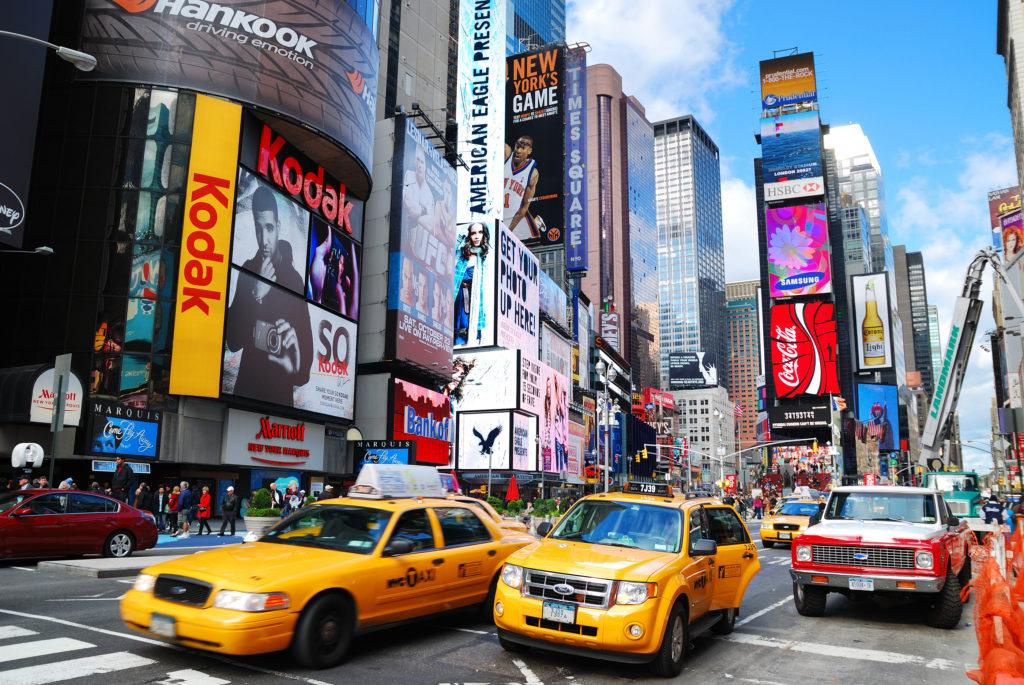 Billige flybilletter til New York