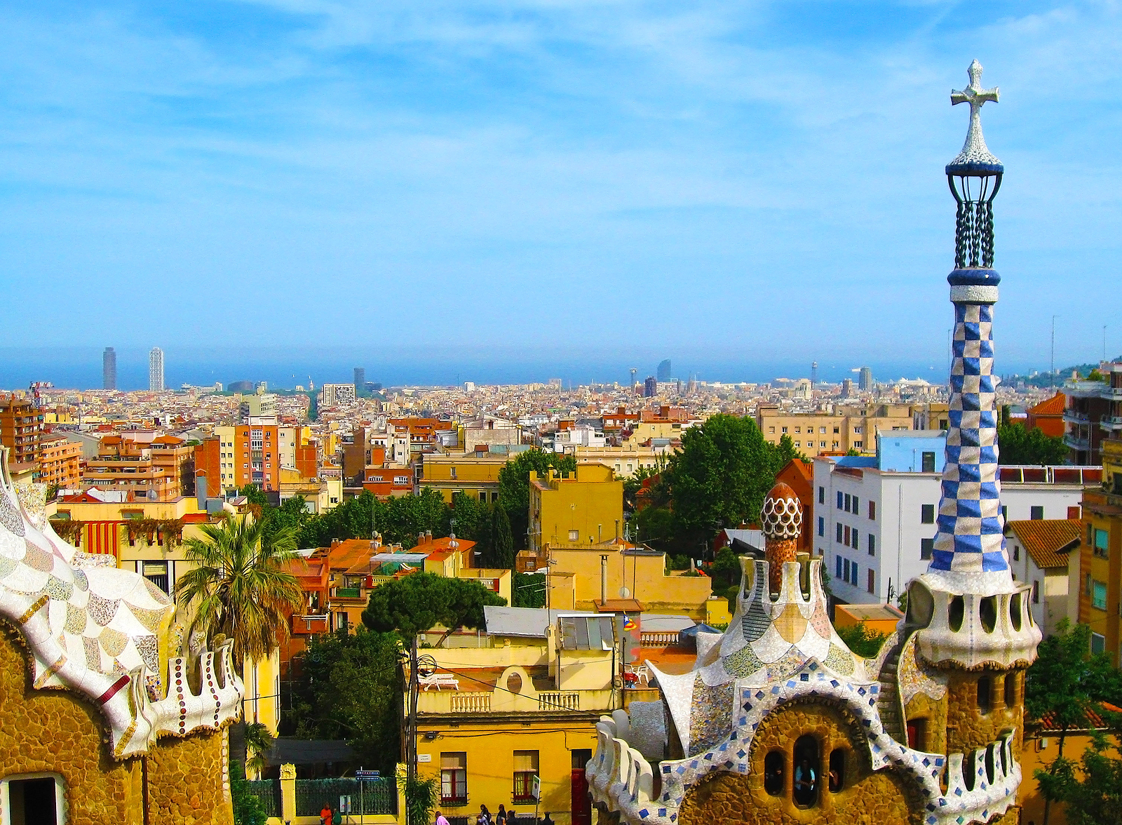 Storbyferie i Barcelona