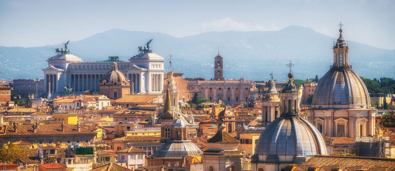 Storbyferie i Rom: 3 nætter på 3* hotel inkl. direkte fly for kun 815 kr.