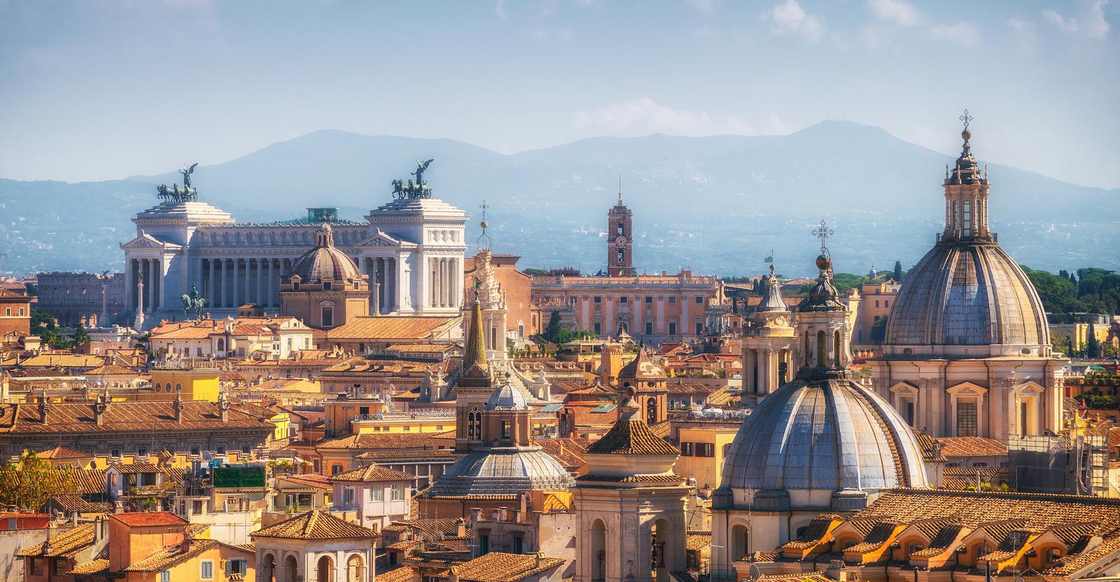 Storbyferie i Rom: 3 nætter på 3* hotel inkl. direkte fly