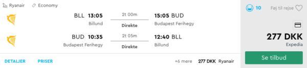 Luksus i Budapest