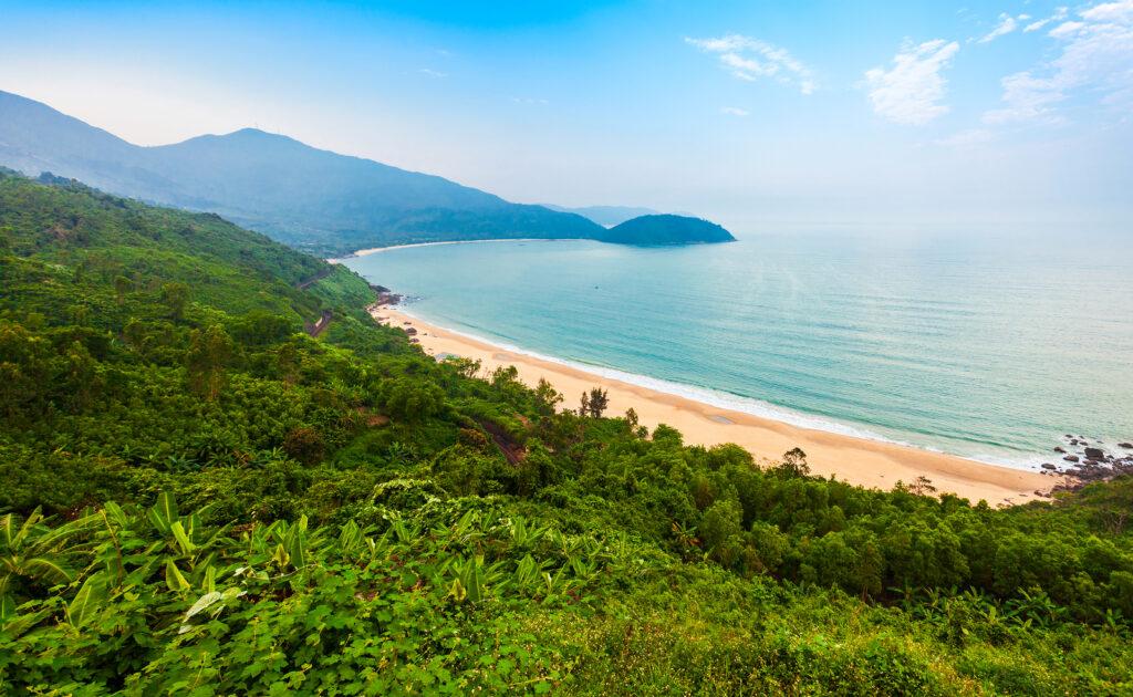 Badeferie i Vietnam