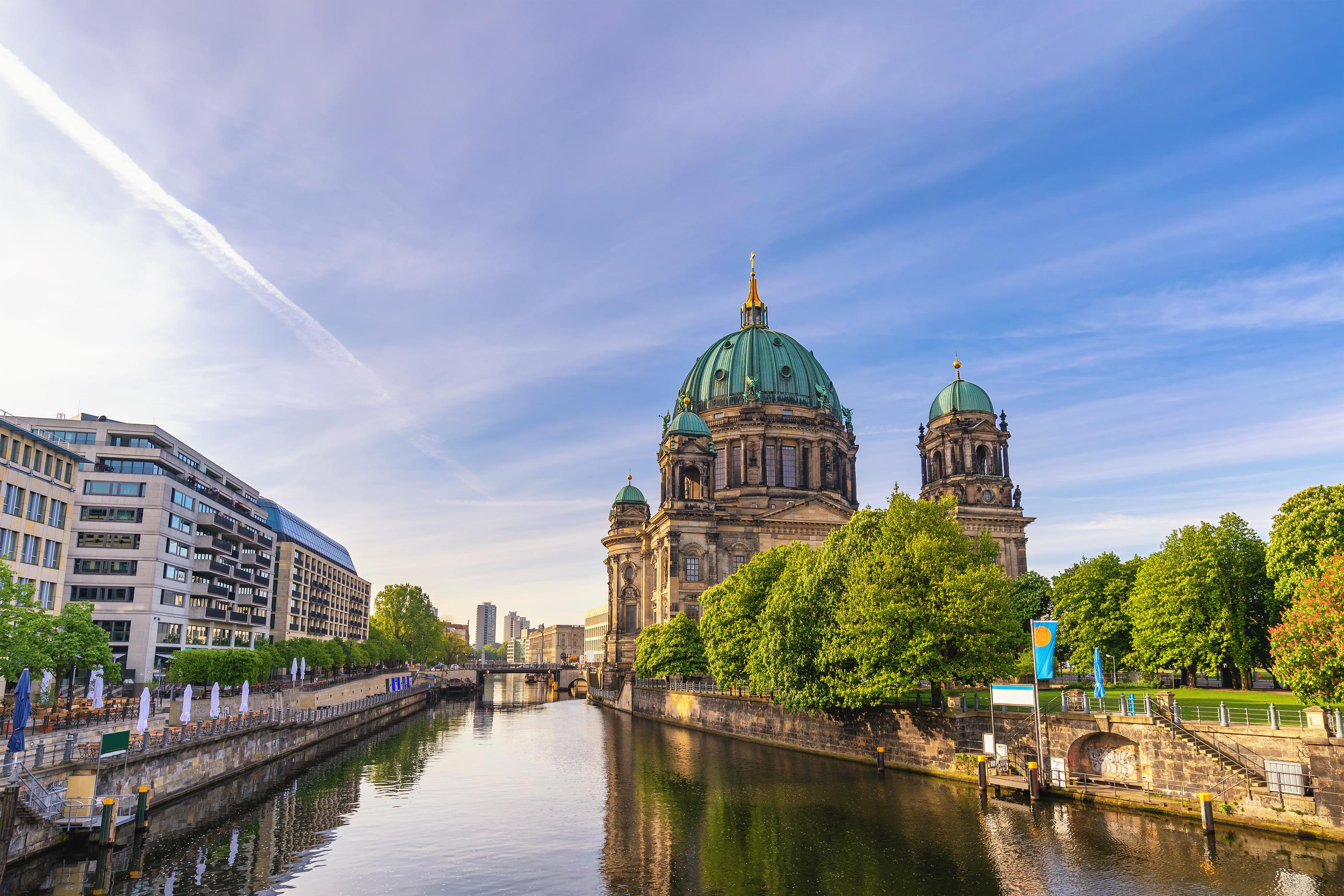 gå i byen i berlin