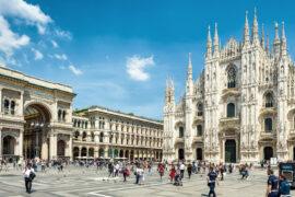 Weekend i Milano