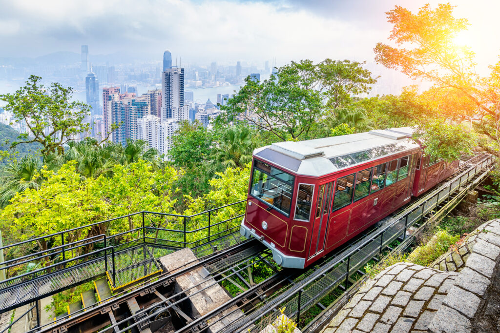 Billige flybilletter til Hong Kong