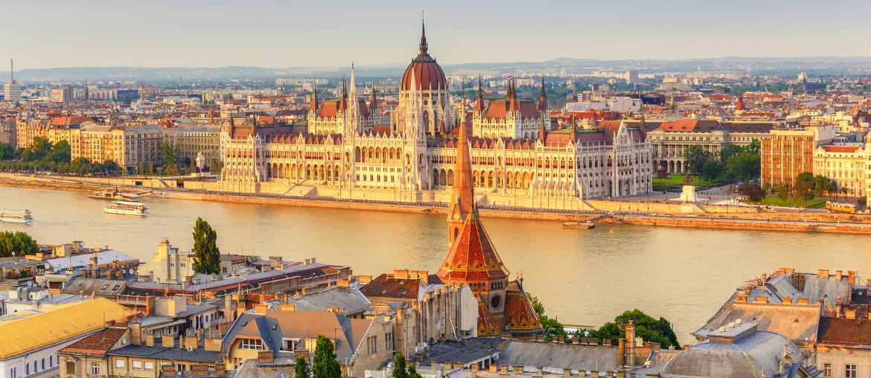 Storbyferie i Budapest: 2 nætter på centralt 3* hotel inkl. fly for kun 672 kr.