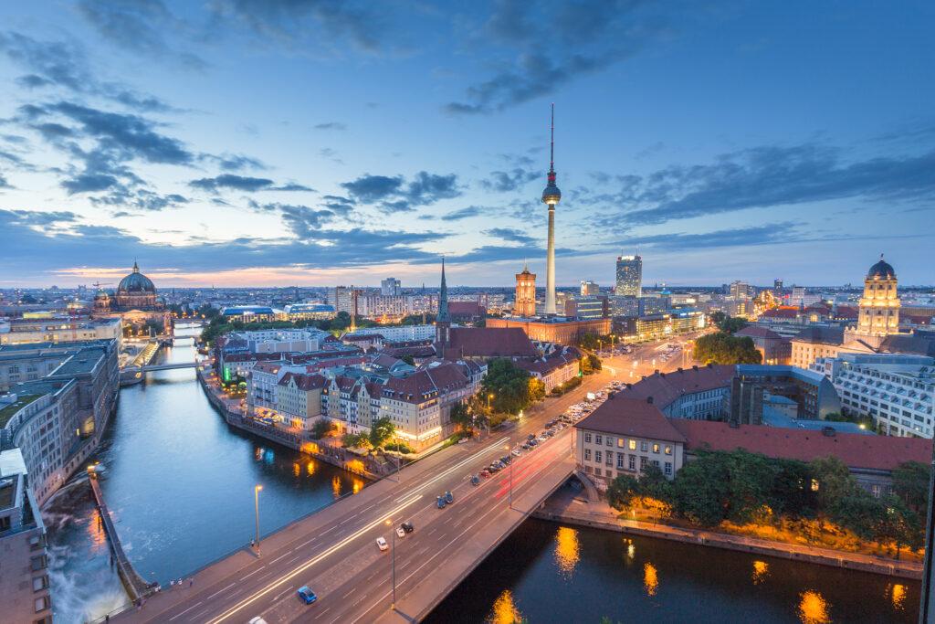 Berlin i påsken