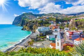 Solferie på Madeira