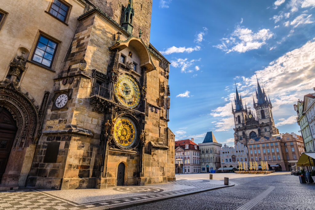 Storbyferie i Prag