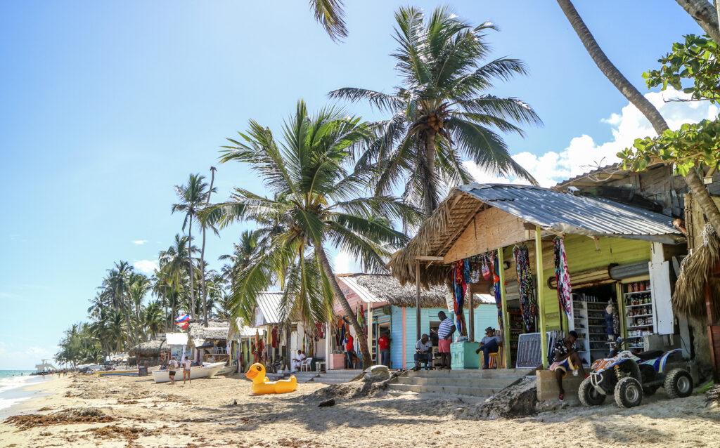 Billige flybilletter til Caribien