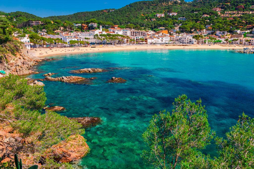 Sommerferie i Costa Brava