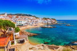 Sommerferie på Costa Brava