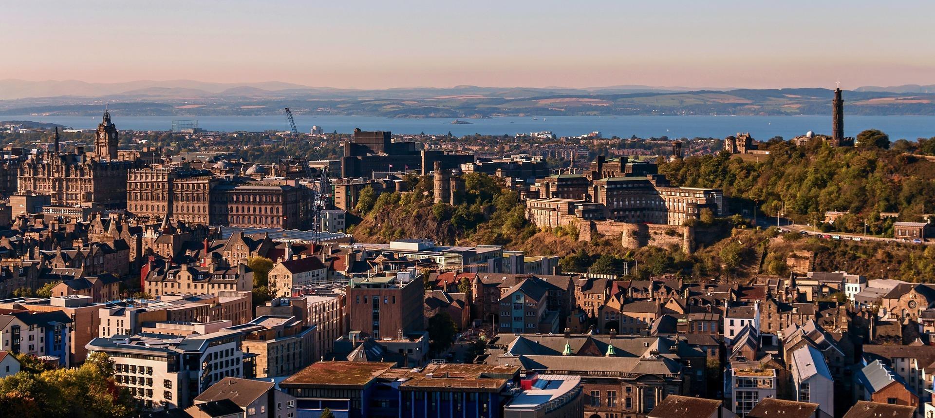 Storbyferie i Edinburgh