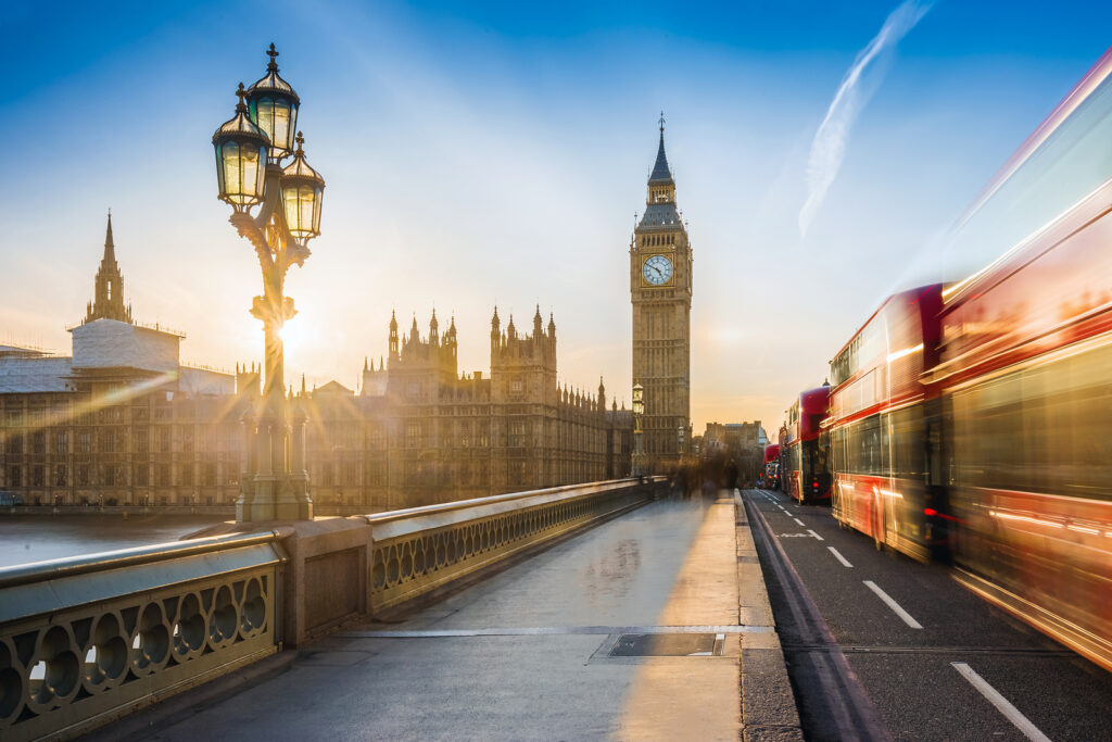 Luksus i London