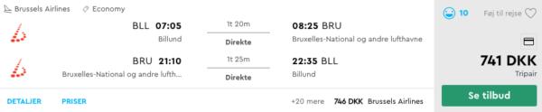 Weekend i Bruxelles