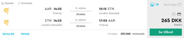 Shoppetur til London