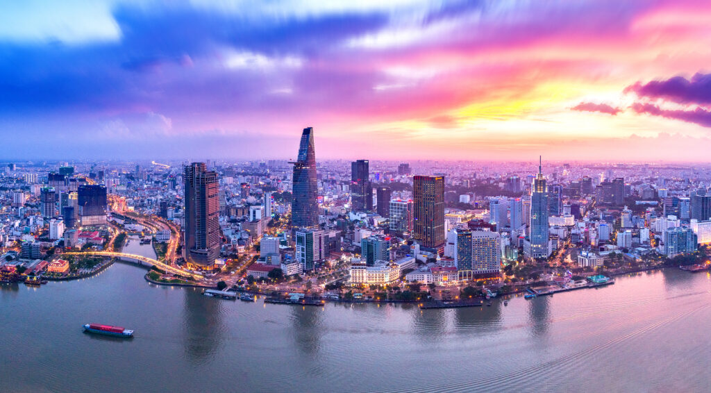 Rundrejse i Vietnam