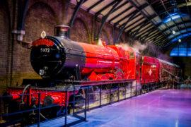Harry Potter i London
