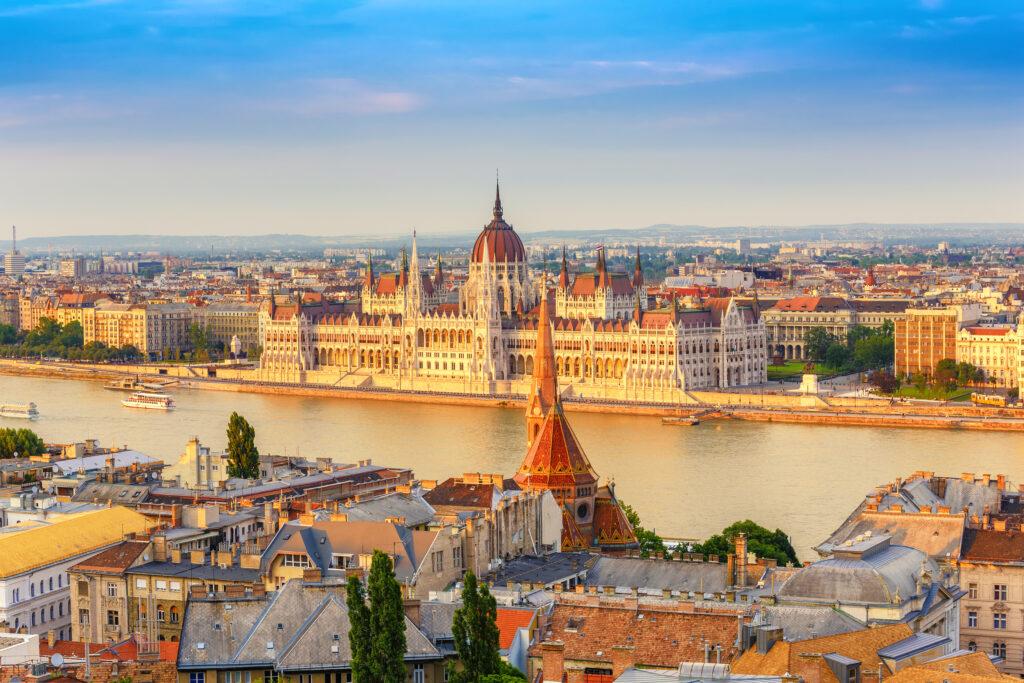 Ølspa i Budapest