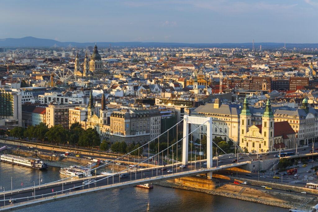 Storbyferie i Budapest