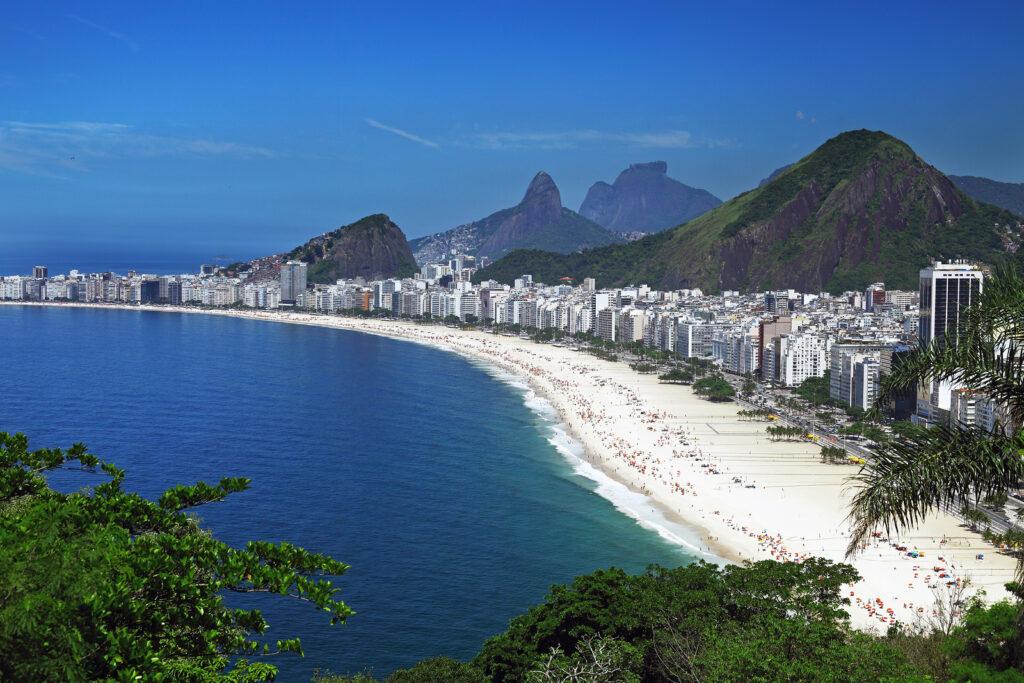 Billige flybilletter til Rio De Janeiro