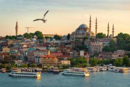 Weekend i Istanbul