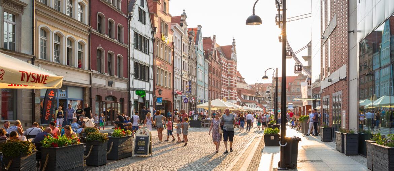 Weekend i Gdansk: 3 nætter på 4* hotel inkl. fly for kun 493 kr.
