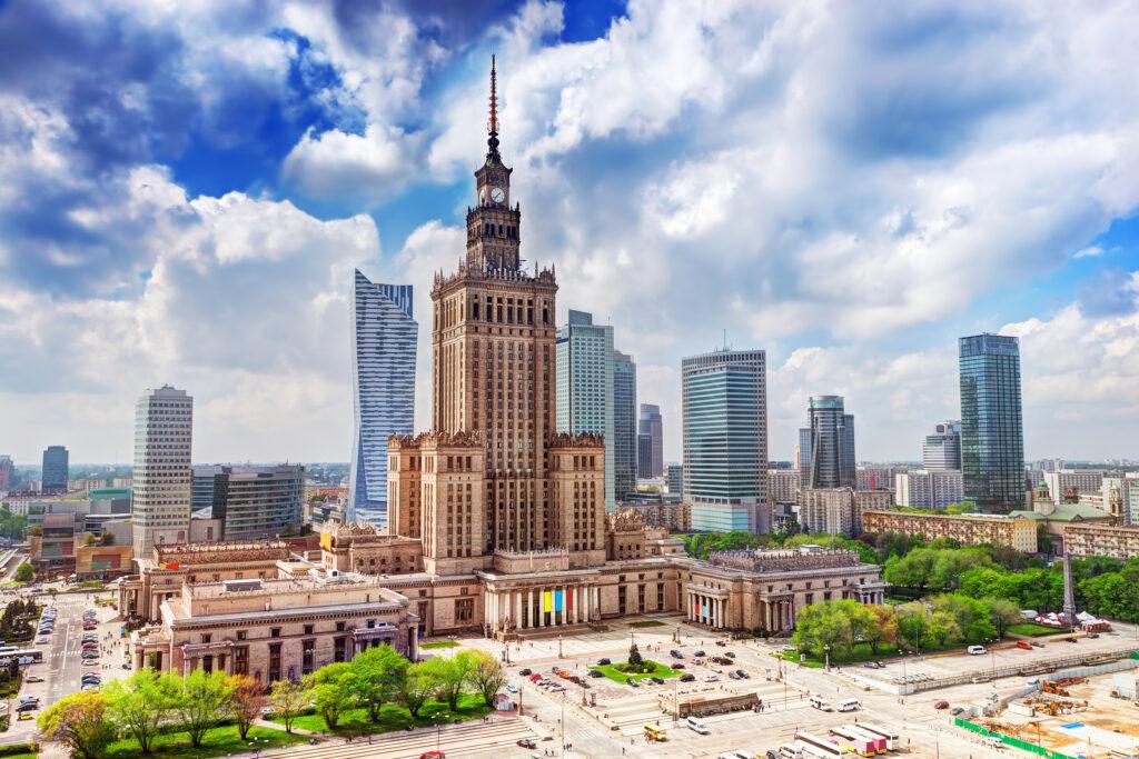 Luksus i Warszawa