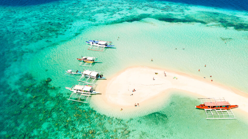 Billige flybilletter til Filippinerne