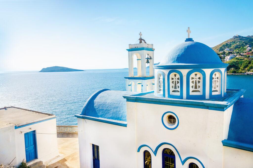 Sommerferie på Lesbos
