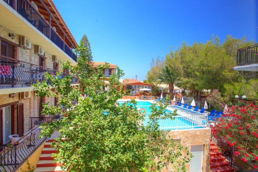 Sommerferie på Zakynthos