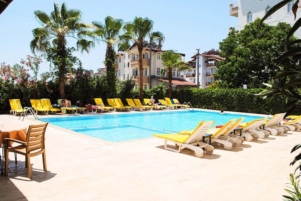 Sommerferie i Tyrkiet