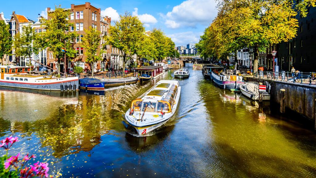 Weekend i Amsterdam
