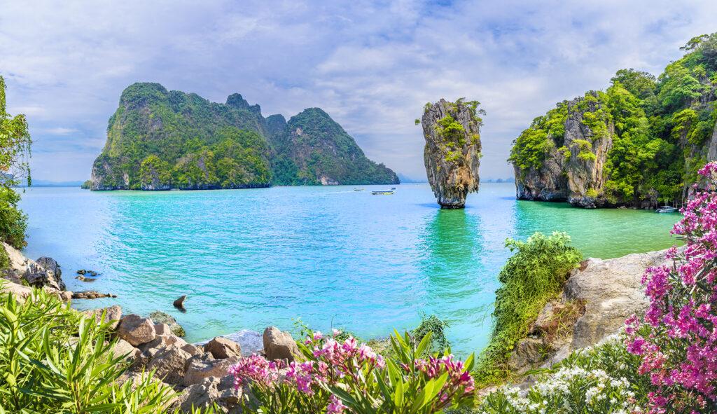 Badeferie i Phuket