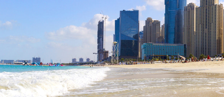 Luksus i Dubai: 1 uge på 5* hotel inkl. fly for kun 4406 kr.