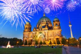 Nytår i Berlin
