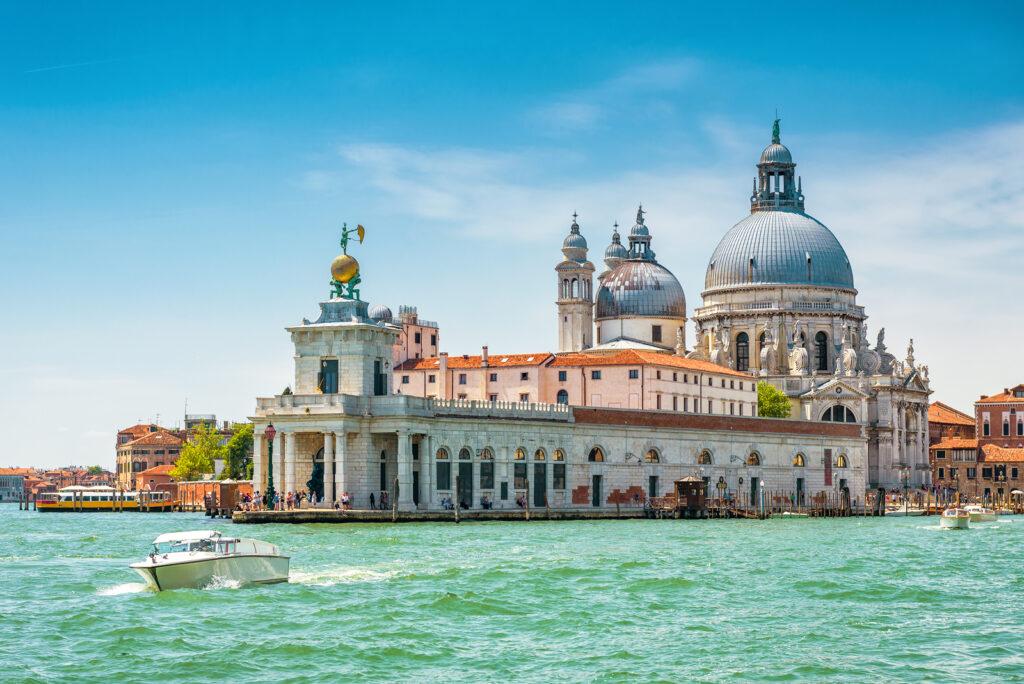 Weekend i Venedig