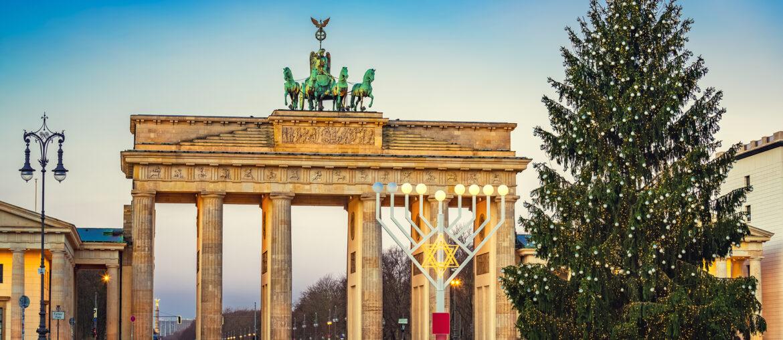 Juletur til Berlin: 3 dage på 4* hotel inkl. fly for kun 725 kr.