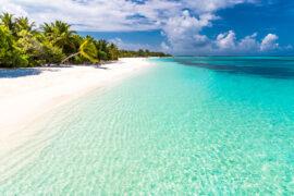 Drømmerejse til Maldiverne